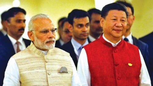 Kinh tế Trung - Ấn xáo động vì căng thẳng biên giới