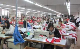 Dệt may hút đầu tư từ châu Á