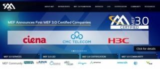 CMC Telecom đạt chứng chỉ MEF 3.0
