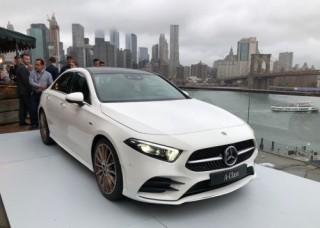Mercedes A-Class 2019 sẽ có giá khoảng 700 triệu đồng