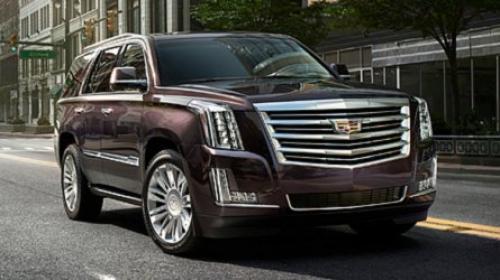 Cadillac Escalade mới sẽ có mặt trên thị trường vào năm 2020