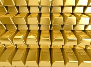 """Vàng cũng """"chết"""" vì cuộc chiến thương mại"""
