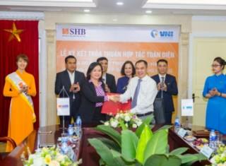 SHB và VNI hợp tác mang lại lợi ích cho khách hàng