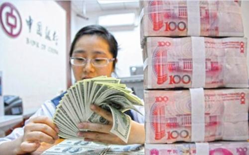 Trung Quốc đẩy mạnh cho vay ra nền kinh tế