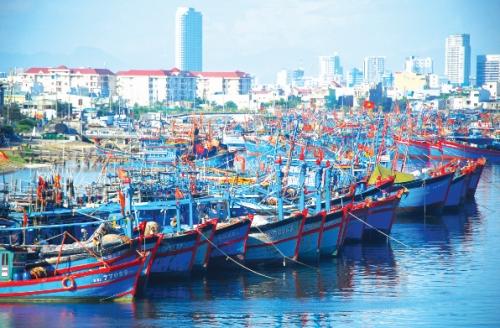 Đánh bắt thủy sản: Cần giải pháp mạnh để lập lại trật tự