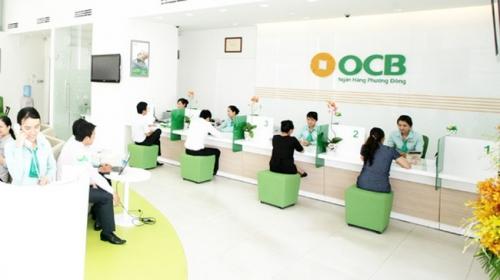 OCB được mở thêm một số chi nhánh và phòng giao dịch