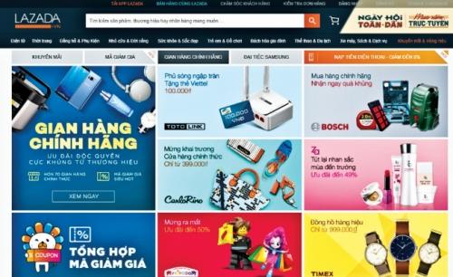 Sàn thương mại điện tử: Trông chờ vào ý thức người bán