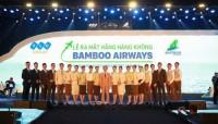 Chính thức ra mắt hãng hàng không Bamboo Airways