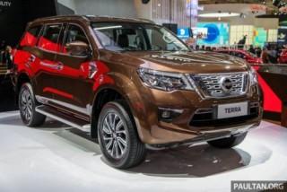Nissan Terra sắp về Việt Nam có giá bán từ khoảng 925 triệu đồng