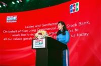 Kienlongbank ra mắt thẻ tín dụng quốc tế Kienlongbank JCB