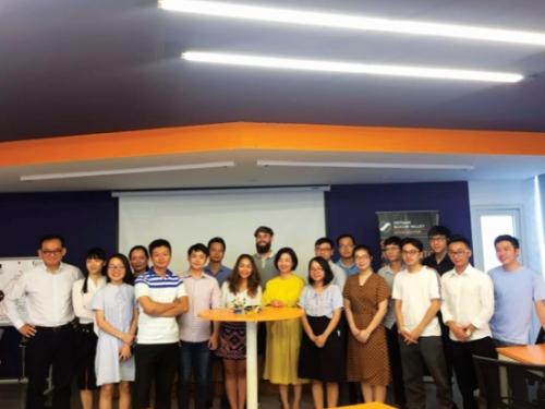 Góp phần hoàn thiện hệ sinh thái khởi nghiệp Việt