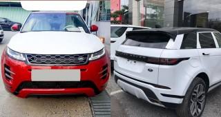 Range Rover Evoque 2020 có giá dự kiến từ 3,7 tỷ đồng