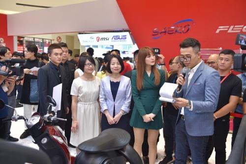 Ngày hội trải nghiệm cuộc sống tuyệt vời cùng Taiwan Excellence Day