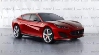 Ferrari sẽ ra mắt 2 xe mới trong tháng 9?