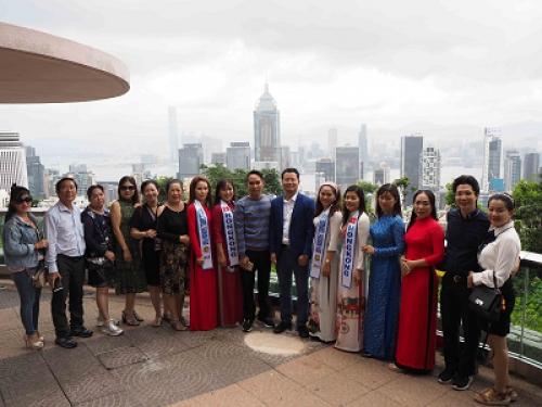 Vietdatravel tổ chức tour du lịch kết hợp tham gia hội chợ quốc tế