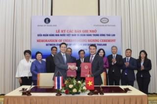 NHNN Việt Nam và NHTW Thái Lan tăng cường hợp tác toàn diện