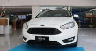Ford Focus hạ giá trước khi bị khai tử ở Việt Nam