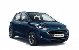 Hyundai Grand i10 2019 lộ diện trước ngày ra mắt