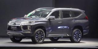 Mitsubishi Pajero Sport 2020 có giá bán cao hơn phiên bản cũ