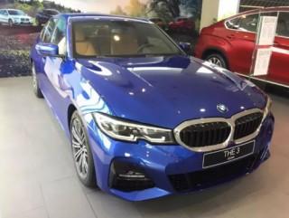 BMW 330i M Sport có giá 2,379 tỷ đồng