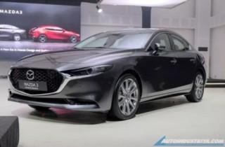 Mazda3 2019 có giá từ 572 triệu đồng