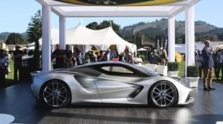 Siêu xe thuần điện 2000 mã lực Lotus Evija ra mắt