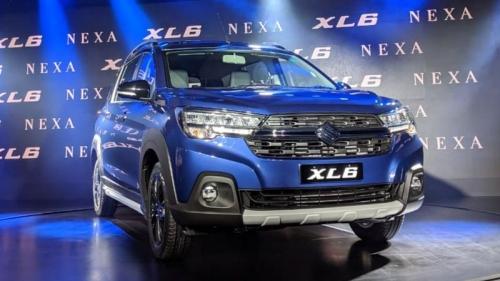 Suzuki XL6 - 6 chỗ, giá từ 318 triệu đồng