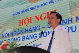 Gần 71.300 tỷ đồng tín dụng kết nối Đồng bằng sông Cửu Long