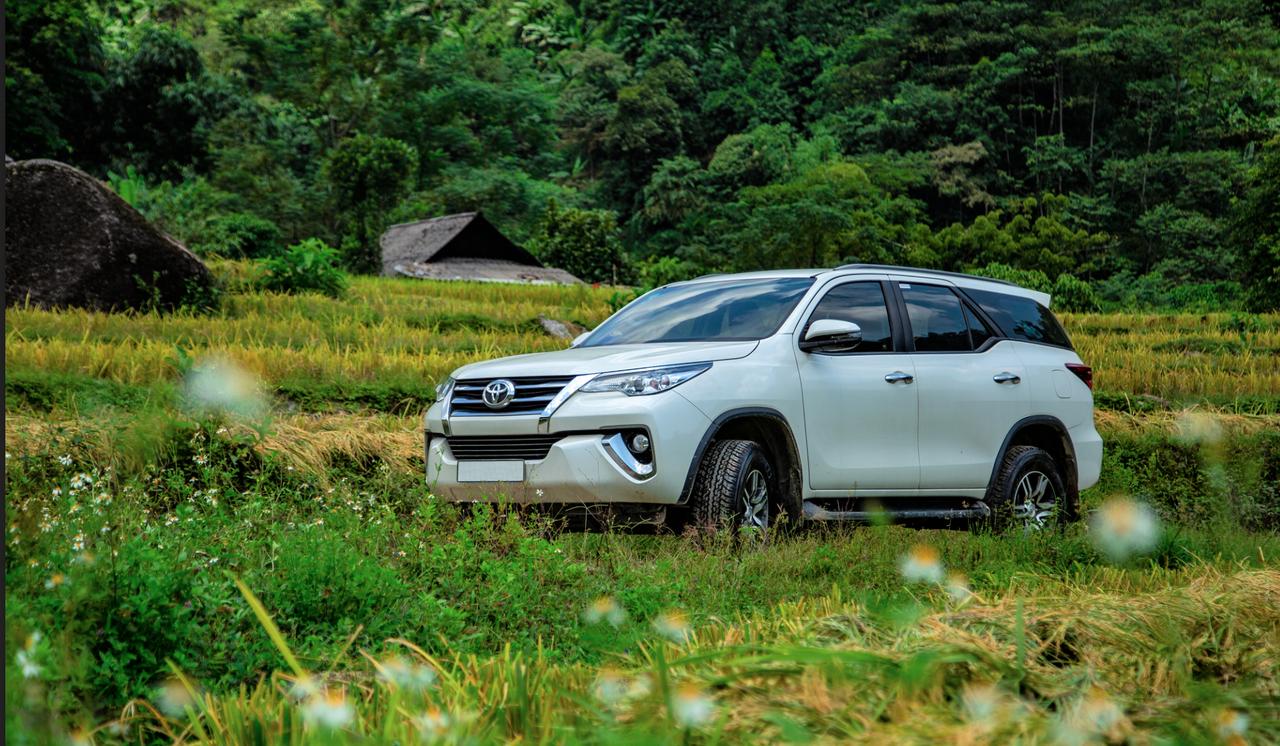 Ưu đãi đến 55 triệu đồng khi mua Toyota Fortuner trong tháng 8