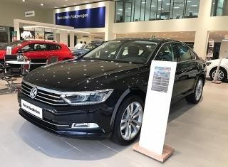 Khuyến mãi 177 triệu đồng khi mua Volkswagen Passat trong tháng 8