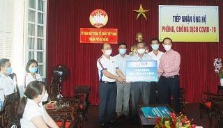 Ngân hàng tiếp tục chung tay cùng Đà Nẵng chống dịch Covid-19