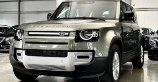 Land Rover Defender 2020 giá từ 3,7 tỷ đồng cập bến Việt Nam