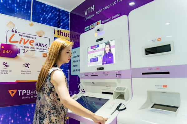 Giới trẻ chuộng giao dịch ngân hàng qua công nghệ nhận diện khuôn mặt