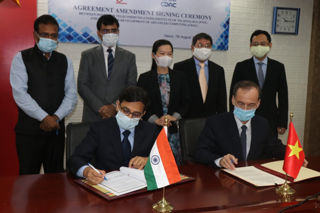 Ấn Độ giúp Việt Nam phát triển nguồn nhân lực công nghệ thông tin chất lượng cao