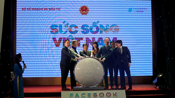 """Facebook và Bộ Kế hoạch và Đầu tư phát động chương trình """"Sức sống Việt Nam"""""""