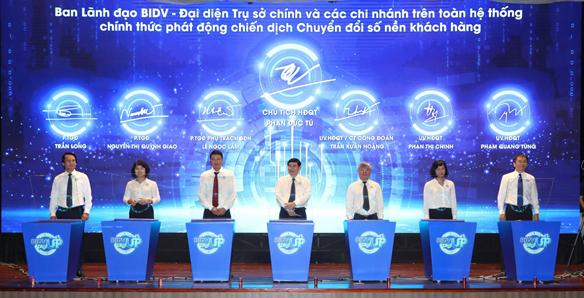 BIDV Digi Up - Thay đổi để dẫn đầu