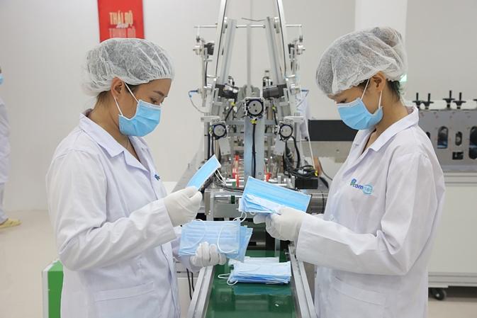 Khuyến mãi khẩu trang y tế chất lượng chống dịch Covid-19