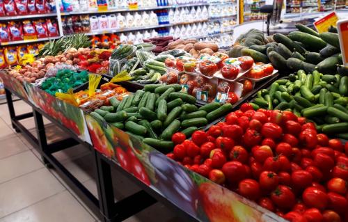 Đề xuất dự án Thực phẩm nông nghiệp an toàn TP. HCM
