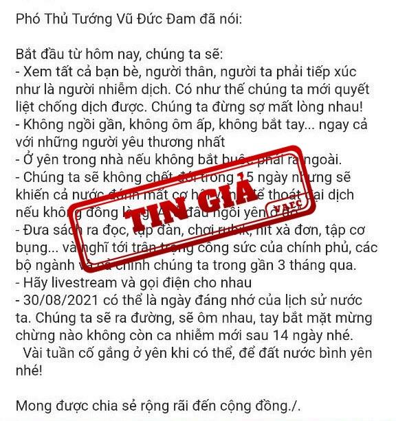 gia mao phat ngon chi dao chong dich cua pho thu tuong vu duc dam