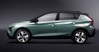 Hyundai Casper -  SUV cỡ nhỏ sắp được ra mắt
