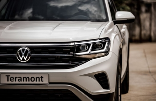 Volkswagen Teramont 2021 có gì?