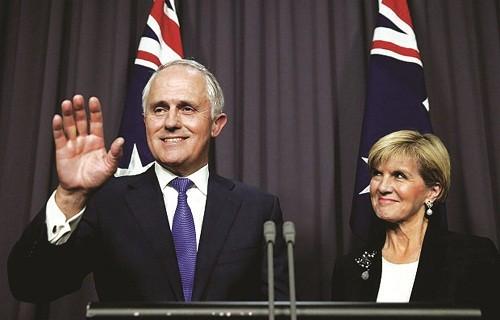 Tân Thủ tướng Australia: Trước những thách thức mới