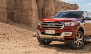 Ford Everest 2016 dự kiến có giá từ 980 triệu đồng tại Việt Nam