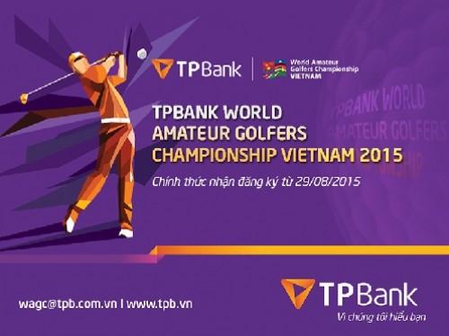 Giải Vô địch Golf Thế giới TPBank