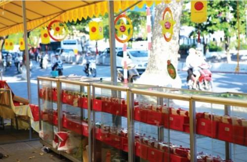 Thị trường bánh trung thu: Nan giải an toàn thực phẩm