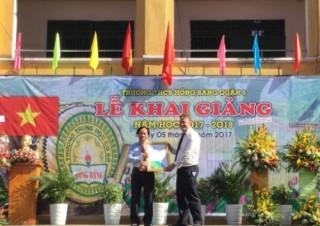 Thêm 14 trường học Việt Nam nhận danh hiệu International School Award