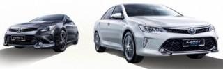 Toyota Camry: Nâng cấp nhẹ, giá không đổi