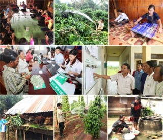 Hành trình dẫn vốn đến với người nghèo