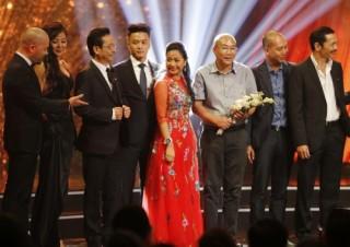 """Giải thưởng VTV Awards 2017: """"Người phán xử"""" thắng lớn"""