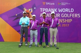 Golf Việt Nam khát vọng chinh phục thế giới